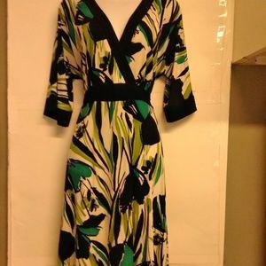 Scarlett Women's Long Sleeved Casual Dress Sz:10